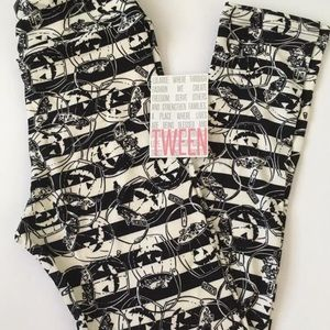 NWOT Tween LuLaRoe Halloween Leggings